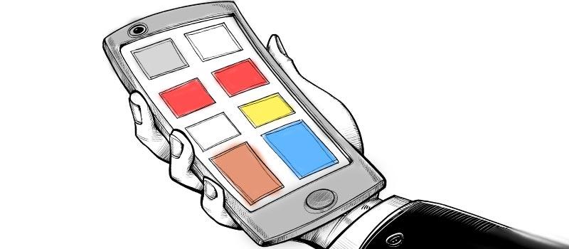 Webseiten mobiloptimiert
