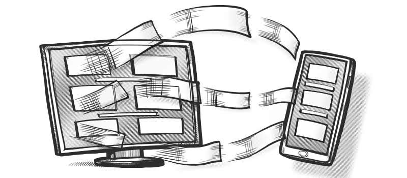 UX-Webdesign