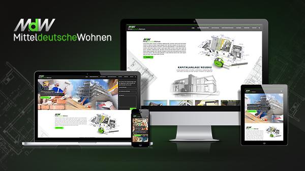 MDW Mitteldeutschewohnen KG