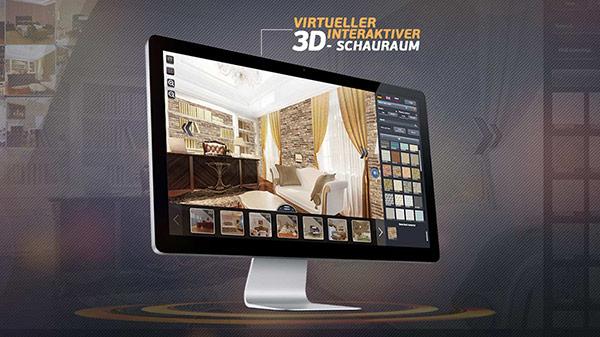 3D Schauraum